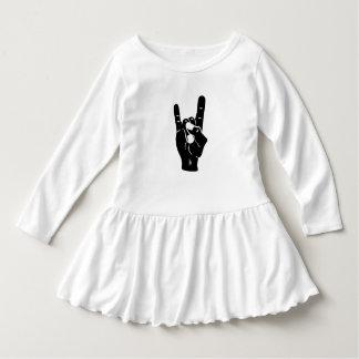 Rock n Roll Devil Horns Dress