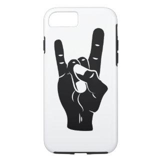 Rock n Roll Devil Horns iPhone 8/7 Case