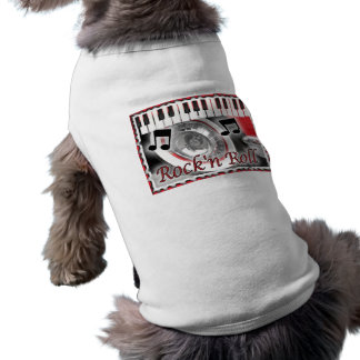 Rock 'n Roll Dog T-shirt