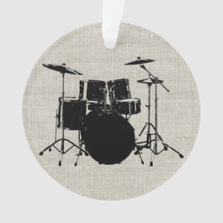 Rock n Roll Drums Ornament