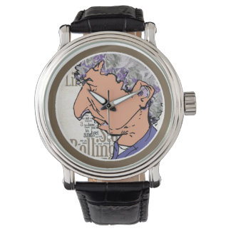Rock n Roll Great Collector's Watch