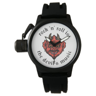 Rock 'n' Roll is the Devil's Music Watch