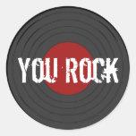 Rock N Roll Stickers