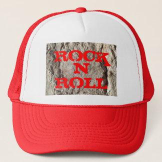ROCK N ROLL TRUCKER HAT