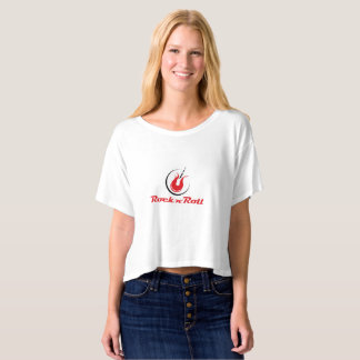Rock n Roll Women's T-Shirts - By G.B Fashion Care