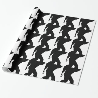 Rock N Rolla Wrapping Paper