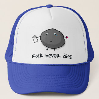 Rock Never Dies Cap