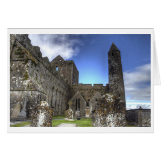 Rock of Cashel Card