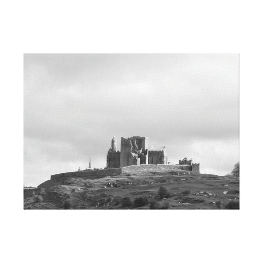 Rock of Cashel, Tipperary, Ireland Canvas Print