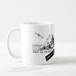Rock of Galilee Mug