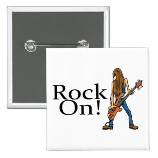 Rock On! Pins