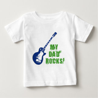 Rock On! Dad Tee Shirt