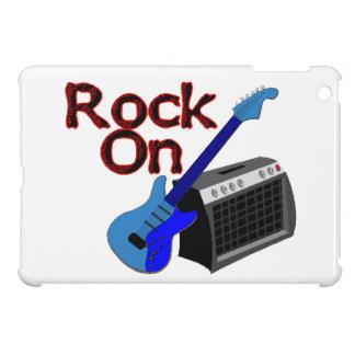 Rock On Guitar & Amp iPad Mini Covers
