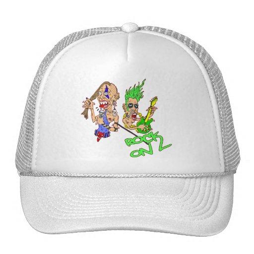 Rock On Hats