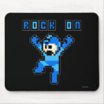 Rock On Mouse Pad