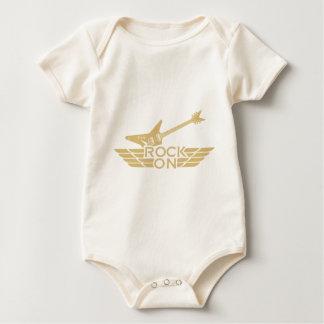 Rock On_PNG Baby Bodysuit