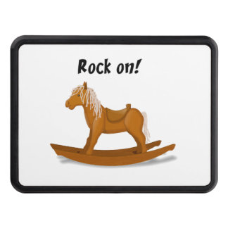 Rock On Rocking Horse Trailer Hitch Cover