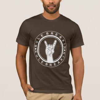 Rock-On : Rule-Breakin T-Shirt Front Style