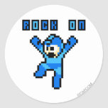 Rock On Stickers