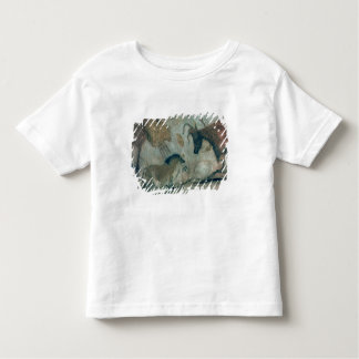 Rock painting showing a horse and a cow, c.17000 B Tshirt