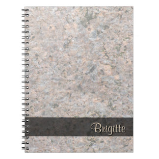 Rock Photo Geology Texture any Text Notebook
