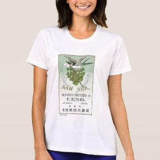 Rock Pigeon Vintage Japanese Silk Label T Shirts