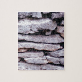 rock pile formed jigsaw puzzle