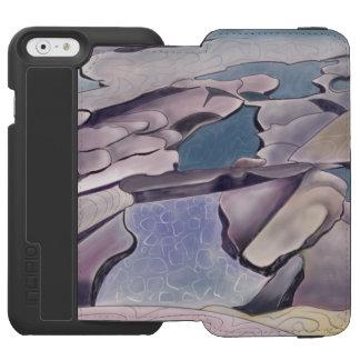 Rock platform and tidal pool incipio watson™ iPhone 6 wallet case