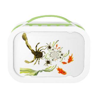 Rock Pool Crabs and Fish Fun Lunch Box