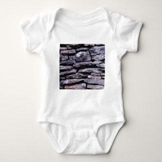 rock puzzle baby bodysuit