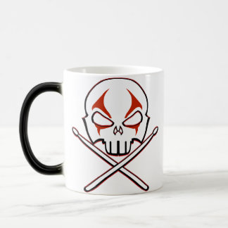 Rock & Roll Mug Cup Heavy Metal Drummer Cups Gifts