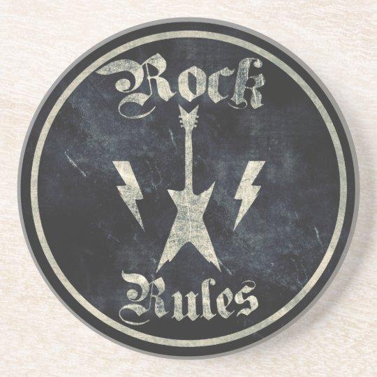 Rock Rules !! Coaster