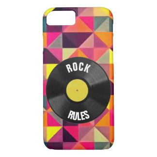 Rock Rules iPhone 7 Case