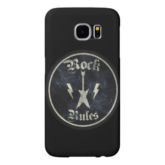 Rock Rules !! Samsung Galaxy S6 Cases