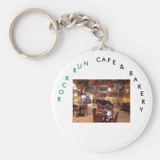 Rock Run Cafe & Bakery Keychains