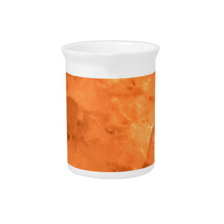 Rock Salt Lamp Pitcher