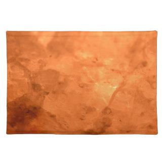 Rock Salt Lamp Placemats