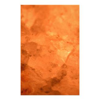 Rock Salt Lamp Stationery