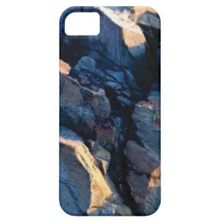 rock shadow texture iPhone 5 case
