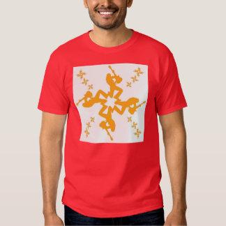 Rock Snowflake 1 T-shirt