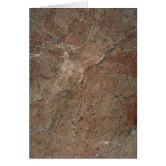 Rock Solid Copper tones Card