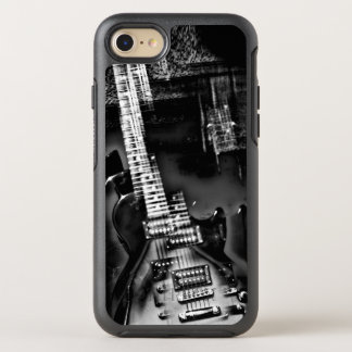 Rock Star an abstract electric guitar photograph OtterBox Symmetry iPhone 8/7 Case