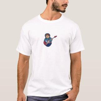 Rock star babushka pastel T-Shirt