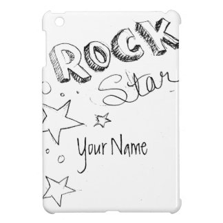 Rock Star iPad Mini Cover