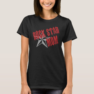 Rock Star Mom T-Shirt
