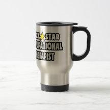 Rock Star Occupational Therapist Mug