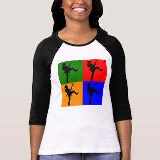 Rock Star Pop Art T Shirts