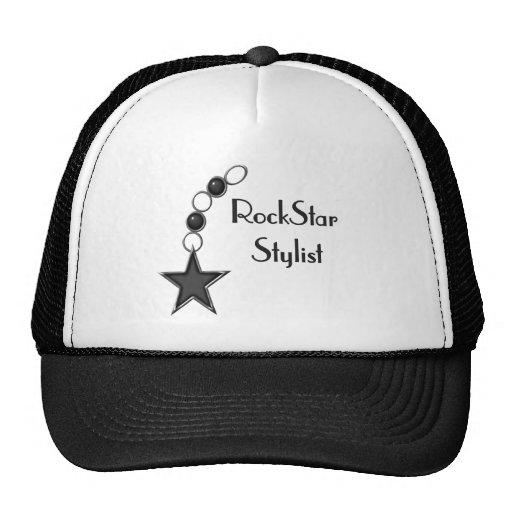 Rock Star Stylist Trucker Hat