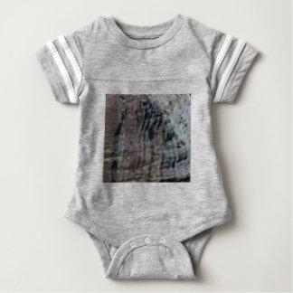 rock stripes baby bodysuit