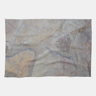 Rock Surface Kitchen Towel